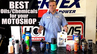 The Best Chemicals & Oils for your Dirt Bike/shop!