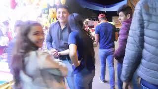 Fiestas del Josefino de Allende Jalisco de los juegos a la plaza