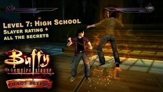 Buffy the Vampire Slayer: Chaos Bleeds (PS2 walkthrough 7/12)