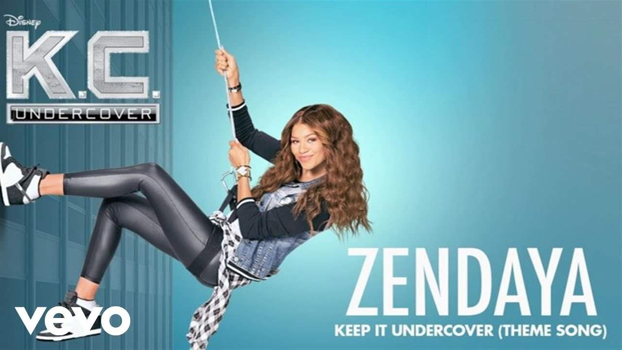 Zendaya Keep It Undercover Theme Song From Quot K C
