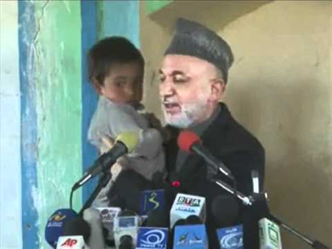 A Great message By President of Afghanistan Hamid Karzai