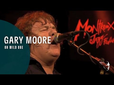 Gary Moore - Oh Wild One (Clip from