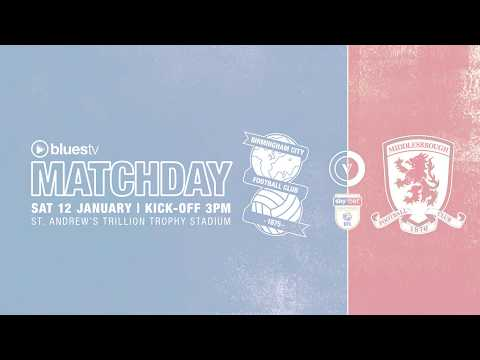 Highlights: Blues 1 Middlesbrough 2 | Sky Bet Championship