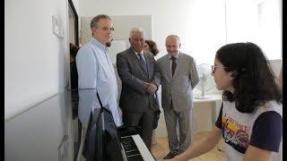 Inauguração do Conservatório de Música de Loulé