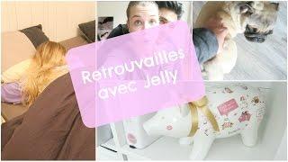 Retrouvailles avec Jelly ♡ VLOGMARS