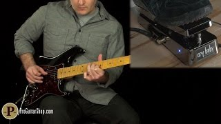 Download Dunlop John Petrucci Cry Baby Wah MP3 song and Music Video