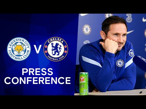 Frank Lampard Gives Injury Update & Praises Mason Mount: Leicester v Chelsea | Premier League