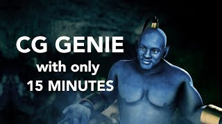 VFX Genie (but with only 15 Minutes)