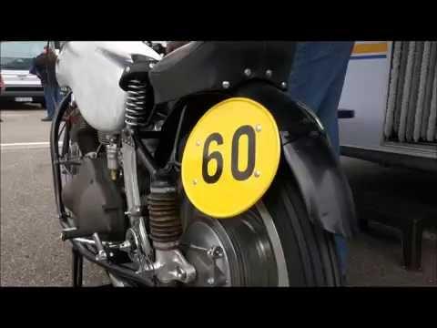 NSU Kompressor Rennmaschine 350 ccm