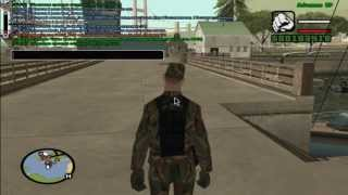 Let`s Play Advance RP Green: Армия [1]