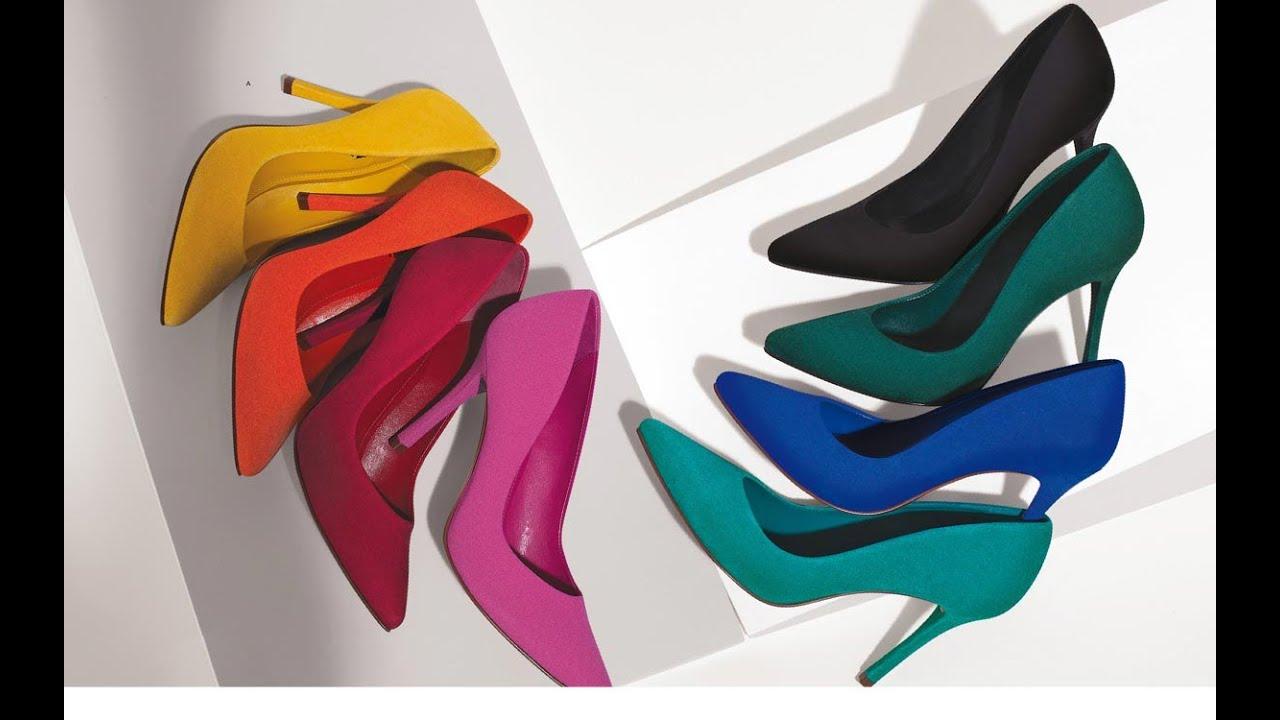 c7250a8d0 3 Cores de Sapato Scarpin Para Usar o Ano Todo - YouTube