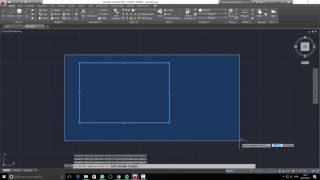 AutoCad 2016 - Command Line, PolyLine e Erase thumbnail