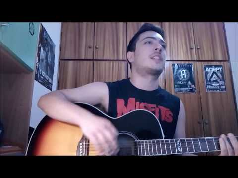 Bullet For My Valentine - The Very Last Time (acoustic cover)