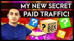 Affiliate Marketing Secrets: My New Paid Traffic Source!