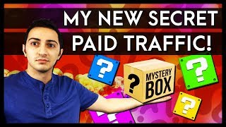 Affiliate Marketing Secrets: My New Paid Traffic Source!