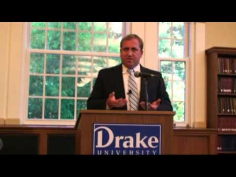 "Live! at the Drake Library: ""Abraham Lincoln: Private Man, Public Leader,"" Matthew Pinsker"
