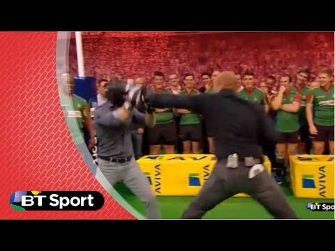 Ben Kay & Lawrence Dallaglio punch Austin Healey | Rugby Tonight