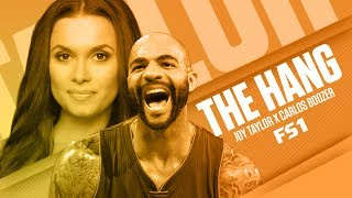 Joy Taylor and Carlos Boozer talk 2017 NBA Finals (Streamed Live on 5/29/17) | UNDISPUTED