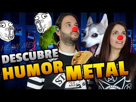 Download Youtube: TOP 9 HUMOR METAL