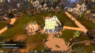 Let's Play - Die Siedler 7 [HD] #9 / Raspun's Sektor
