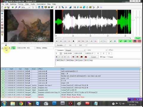 [Part 2/3] Hướng dẫn làm karaoke, add sub effect - Subtitle đẹp cho clip - by Tùng Huynh