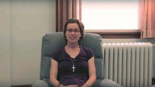 Entrevue avec Sœur Violaine Paradis, CND