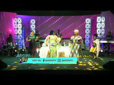 Ahosepe Xtra with Sister Sandy on Adom TV (8-5-21)