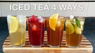 Iced Tea 4 Ways - You Suck at Cooking (episode 112)
