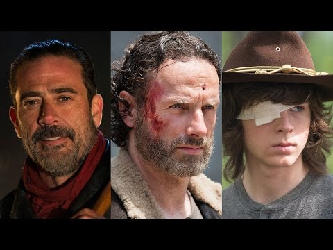 What Comes After Negan's Big Kill on The Walking Dead - Comic Con 2016