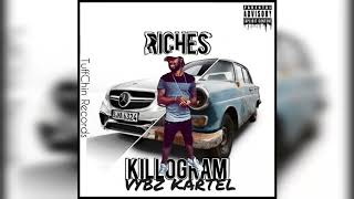 Vybz Kartel Ft Killogram - Riches - TuffChin Records - June 2018