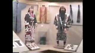 遊覽景點:白老愛奴族村。 這是北海道保存原住民文化的「白老愛奴村」,...