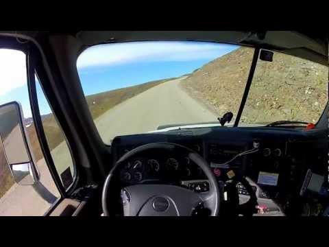 GoPro Trucking! - Yukon to Alaska 1080p