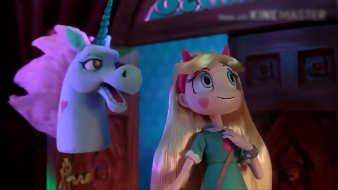 Trailer Two Trailers Star Vs The Forces Of Evil Stop Motion Trailers Youtube