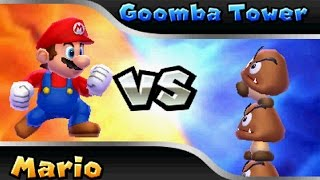 Mario Party Island Tour - Bowser's Tower - Part 1 - Floors 1-5