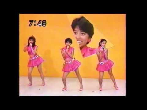일본인가수 ベリーズ(Berrys) - Natsu Itadakimasu ! (夏いただきます!) 1986