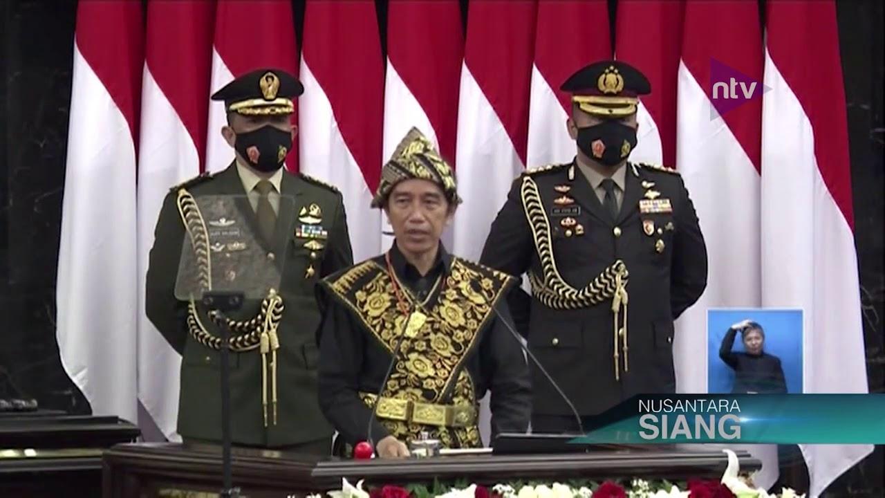 Pidato Kenegaraan, Pada Sidang Tahunan MPR - DPR RI