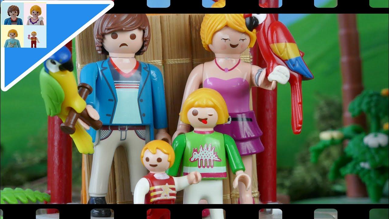 Playmobil Film deutsch - Besuch im Zoo - Die Familienfotos- Kinderfilm mit Jule Jäger