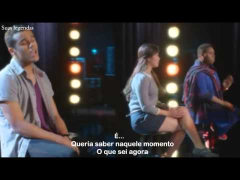 Wide Awake - Glee (Perfomance - Legendado PT)