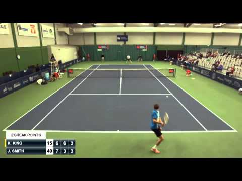 Thumbnail: King vs. Smith 87 shots rally @ Drummondville Challenger, Canada 2015