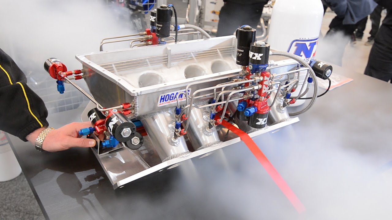 Nitrous Express 3000hp Direct Port System Youtube