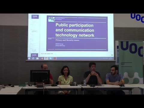 Seminari Interdisciplinari IN3. Participació ciutadana i tecnologies de la comunicació en xarxa