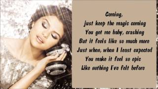Selena Gomez & The Scene - Off The Chain Karaoke / Instrumental with lyrics on screen