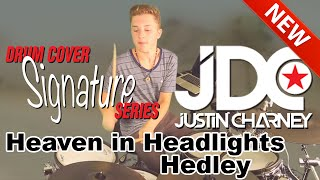 Heaven in Our Headlights Drum Cover - Hedley