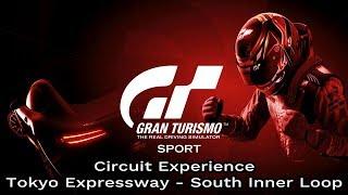 Gran Turismo Sport - Tokyo Expressway - South Inner Loop - Circuit Experience