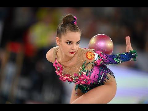 Dina Averina - Ball EF 23.15 GP Moscow 2020