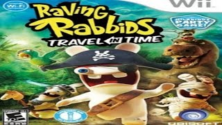 Raving Rabbids Travel in Time part 1 Changing History