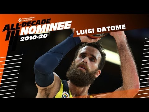 All-Decade Nominee: Luigi Datome