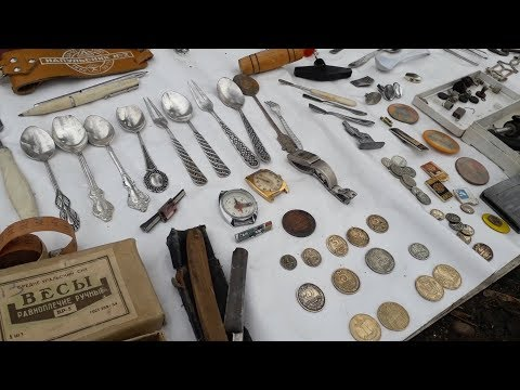 Последний день ярославской барахолки