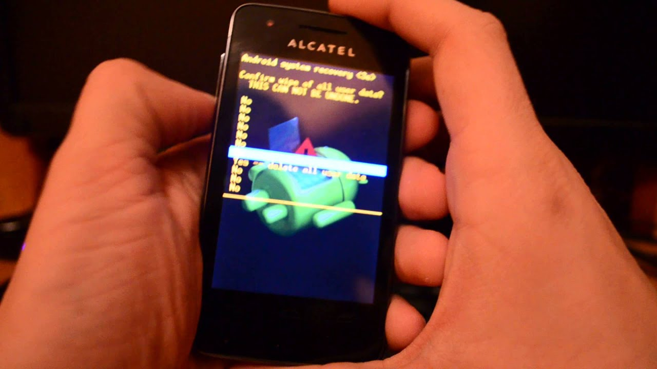 Восстановление данных на Android после сброса настроек. Жизнь