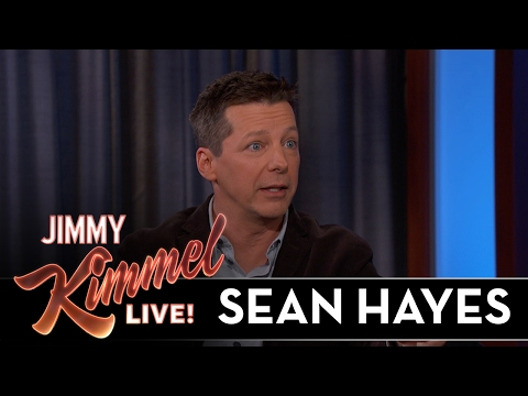 Sean Hayes on The History of Comedy